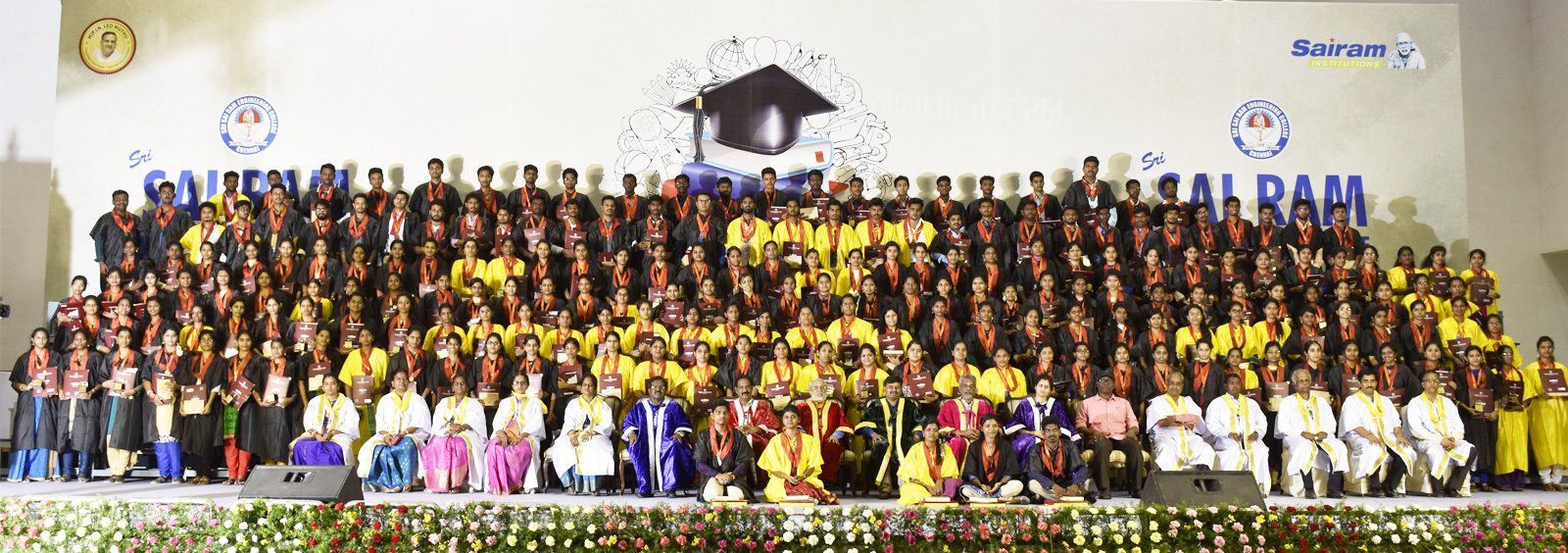 sairam-Graduation-Day