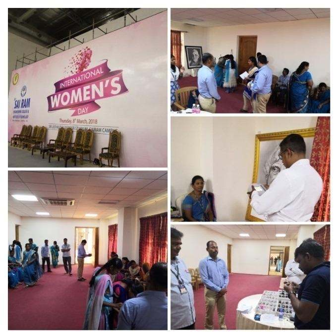Club Activities - Sri Sairam Engineering College