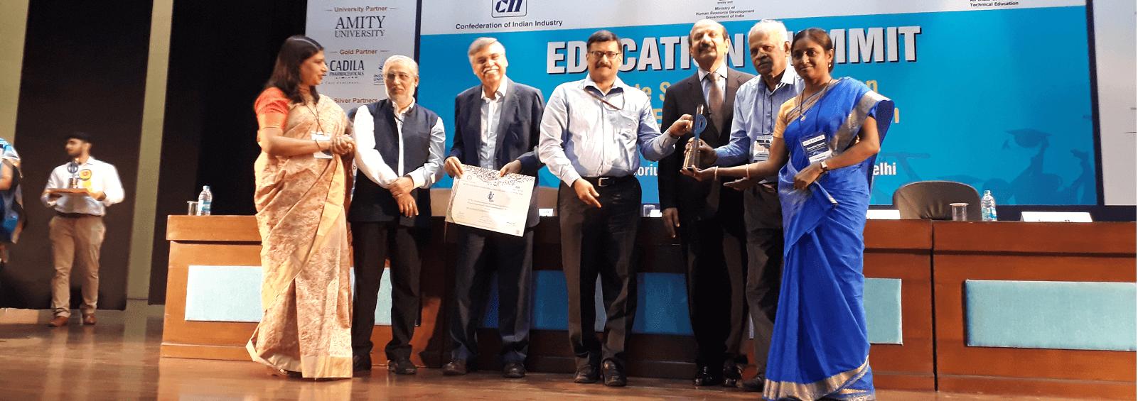 sairam-CII-Award